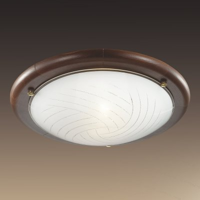 Светильник Сонекс 258 VIRAКруглые<br>Настенно-потолочные светильники – это универсальные осветительные варианты, которые подходят для вертикального и горизонтального монтажа. В интернет-магазине «Светодом» Вы можете приобрести подобные модели по выгодной стоимости. В нашем каталоге представлены как бюджетные варианты, так и эксклюзивные изделия от производителей, которые уже давно заслужили доверие дизайнеров и простых покупателей.  Настенно-потолочный светильник Сонекс 258 станет прекрасным дополнением к основному освещению. Благодаря качественному исполнению и применению современных технологий при производстве эта модель будет радовать Вас своим привлекательным внешним видом долгое время. Приобрести настенно-потолочный светильник Сонекс 258 можно, находясь в любой точке России.<br><br>S освещ. до, м2: 10<br>Тип лампы: Накаливания / энергосбережения / светодиодная<br>Тип цоколя: E27<br>Цвет арматуры: коричневый<br>Количество ламп: 2<br>Диаметр, мм мм: 380<br>Расстояние от стены, мм: 150<br>MAX мощность ламп, Вт: 100
