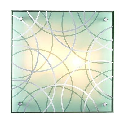 Сонекс OMAKA 3204 настенно-потолочный светильникКвадратные<br><br><br>S освещ. до, м2: 9<br>Тип лампы: Накаливания / энергосбережения / светодиодная<br>Тип цоколя: E27<br>Количество ламп: 3<br>Ширина, мм: 400<br>Длина, мм: 400<br>Высота, мм: 105<br>MAX мощность ламп, Вт: 60