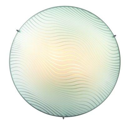 Сонекс SANDI 3209 настенно-потолочный светильникКруглые<br><br><br>Тип лампы: Накаливания / энергосбережения / светодиодная<br>Тип цоколя: E27<br>Количество ламп: 3<br>MAX мощность ламп, Вт: 60<br>Диаметр, мм мм: 400<br>Высота, мм: 100