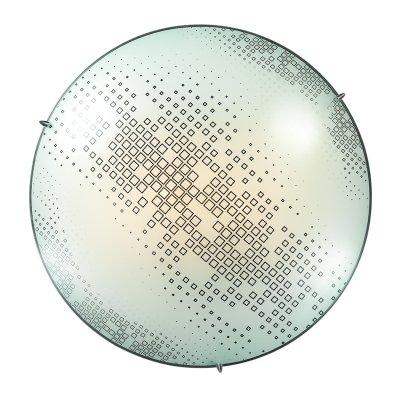 Сонекс WINDS 3218 настенно-потолочный светильникКруглые<br><br><br>S освещ. до, м2: 9<br>Тип лампы: Накаливания / энергосбережения / светодиодная<br>Тип цоколя: E27<br>Количество ламп: 3<br>Диаметр, мм мм: 400<br>Высота, мм: 100<br>MAX мощность ламп, Вт: 60