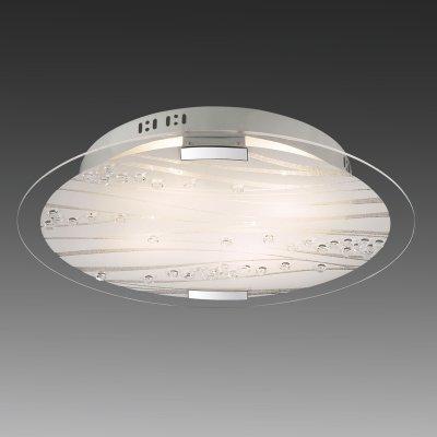 Светильник Сонекс 3232 Lakri белый/хрустальКруглые<br>Настенно-потолочные светильники – это универсальные осветительные варианты, которые подходят для вертикального и горизонтального монтажа. В интернет-магазине «Светодом» Вы можете приобрести подобные модели по выгодной стоимости. В нашем каталоге представлены как бюджетные варианты, так и эксклюзивные изделия от производителей, которые уже давно заслужили доверие дизайнеров и простых покупателей.  Настенно-потолочный светильник Сонекс 3232 станет прекрасным дополнением к основному освещению. Благодаря качественному исполнению и применению современных технологий при производстве эта модель будет радовать Вас своим привлекательным внешним видом долгое время. Приобрести настенно-потолочный светильник Сонекс 3232 можно, находясь в любой точке России. Компания «Светодом» осуществляет доставку заказов не только по Москве и Екатеринбургу, но и в остальные города.<br><br>S освещ. до, м2: 12<br>Тип лампы: накаливания / энергосбережения / LED-светодиодная<br>Тип цоколя: E27<br>Количество ламп: 3<br>MAX мощность ламп, Вт: 60<br>Диаметр, мм мм: 500<br>Цвет арматуры: серебристый