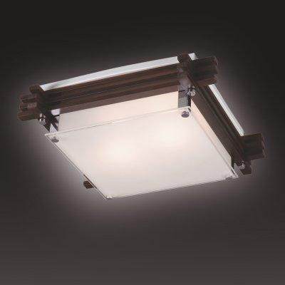 Светильник Сонекс 3241V Trial Vengue венге/хромКвадратные<br>Настенно-потолочные светильники – это универсальные осветительные варианты, которые подходят для вертикального и горизонтального монтажа. В интернет-магазине «Светодом» Вы можете приобрести подобные модели по выгодной стоимости. В нашем каталоге представлены как бюджетные варианты, так и эксклюзивные изделия от производителей, которые уже давно заслужили доверие дизайнеров и простых покупателей.  Настенно-потолочный светильник Сонекс 3241V станет прекрасным дополнением к основному освещению. Благодаря качественному исполнению и применению современных технологий при производстве эта модель будет радовать Вас своим привлекательным внешним видом долгое время. Приобрести настенно-потолочный светильник Сонекс 3241V можно, находясь в любой точке России.<br><br>S освещ. до, м2: 12<br>Тип лампы: накаливания / энергосбережения / LED-светодиодная<br>Тип цоколя: E27<br>Цвет арматуры: серебристый<br>Количество ламп: 3<br>Ширина, мм: 510<br>Длина, мм: 510<br>Расстояние от стены, мм: 100<br>MAX мощность ламп, Вт: 60