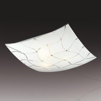 Светильник Сонекс 3270Квадратные<br>Настенно-потолочные светильники – это универсальные осветительные варианты, которые подходят для вертикального и горизонтального монтажа. В интернет-магазине «Светодом» Вы можете приобрести подобные модели по выгодной стоимости. В нашем каталоге представлены как бюджетные варианты, так и эксклюзивные изделия от производителей, которые уже давно заслужили доверие дизайнеров и простых покупателей.  Настенно-потолочный светильник Сонекс 3270 станет прекрасным дополнением к основному освещению. Благодаря качественному исполнению и применению современных технологий при производстве эта модель будет радовать Вас своим привлекательным внешним видом долгое время. Приобрести настенно-потолочный светильник Сонекс 3270 можно, находясь в любой точке России.<br><br>S освещ. до, м2: 12<br>Тип лампы: накаливания / энергосбережения / LED-светодиодная<br>Тип цоколя: E27<br>Цвет арматуры: серебристый<br>Количество ламп: 3<br>Ширина, мм: 400<br>Длина, мм: 400<br>MAX мощность ламп, Вт: 60