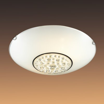 Светильник Сонекс 328Круглые<br>Настенно-потолочные светильники – это универсальные осветительные варианты, которые подходят для вертикального и горизонтального монтажа. В интернет-магазине «Светодом» Вы можете приобрести подобные модели по выгодной стоимости. В нашем каталоге представлены как бюджетные варианты, так и эксклюзивные изделия от производителей, которые уже давно заслужили доверие дизайнеров и простых покупателей.  Настенно-потолочный светильник Сонекс 328 станет прекрасным дополнением к основному освещению. Благодаря качественному исполнению и применению современных технологий при производстве эта модель будет радовать Вас своим привлекательным внешним видом долгое время. Приобрести настенно-потолочный светильник Сонекс 328 можно, находясь в любой точке России.<br><br>S освещ. до, м2: 20<br>Тип лампы: накаливания / энергосбережения / LED-светодиодная<br>Тип цоколя: E27<br>Количество ламп: 3<br>MAX мощность ламп, Вт: 100<br>Диаметр, мм мм: 500<br>Цвет арматуры: серебристый