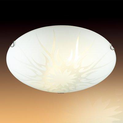 Светильник Сонекс 350Круглые<br>Настенно-потолочные светильники – это универсальные осветительные варианты, которые подходят для вертикального и горизонтального монтажа. В интернет-магазине «Светодом» Вы можете приобрести подобные модели по выгодной стоимости. В нашем каталоге представлены как бюджетные варианты, так и эксклюзивные изделия от производителей, которые уже давно заслужили доверие дизайнеров и простых покупателей.  Настенно-потолочный светильник Сонекс 350 станет прекрасным дополнением к основному освещению. Благодаря качественному исполнению и применению современных технологий при производстве эта модель будет радовать Вас своим привлекательным внешним видом долгое время. Приобрести настенно-потолочный светильник Сонекс 350 можно, находясь в любой точке России.<br><br>S освещ. до, м2: 20<br>Тип лампы: накаливания / энергосбережения / LED-светодиодная<br>Тип цоколя: E27<br>Количество ламп: 3<br>MAX мощность ламп, Вт: 100<br>Диаметр, мм мм: 500<br>Цвет арматуры: серебристый