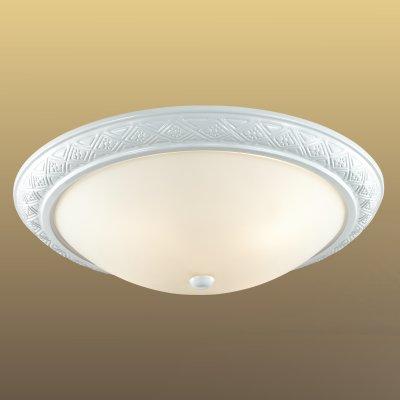 Светильник Сонекс 4306 COLTкруглые светильники<br>Настенно-потолочные светильники – это универсальные осветительные варианты, которые подходят для вертикального и горизонтального монтажа. В интернет-магазине «Светодом» Вы можете приобрести подобные модели по выгодной стоимости. В нашем каталоге представлены как бюджетные варианты, так и эксклюзивные изделия от производителей, которые уже давно заслужили доверие дизайнеров и простых покупателей.  Настенно-потолочный светильник Сонекс 4306 станет прекрасным дополнением к основному освещению. Благодаря качественному исполнению и применению современных технологий при производстве эта модель будет радовать Вас своим привлекательным внешним видом долгое время. Приобрести настенно-потолочный светильник Сонекс 4306 можно, находясь в любой точке России.<br><br>S освещ. до, м2: 9<br>Тип лампы: Накаливания / энергосбережения / светодиодная<br>Тип цоколя: E14<br>Цвет арматуры: белый<br>Количество ламп: 3<br>Диаметр, мм мм: 450<br>Высота, мм: 140<br>MAX мощность ламп, Вт: 60
