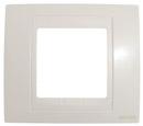 Рамка 1-ая MGU6.002.18 белыйUnica Хамелеон<br><br><br>Оттенок (цвет): Белый