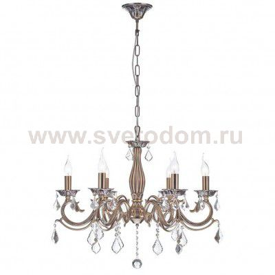 Люстра Maytoni ARM245-06-R Bronze