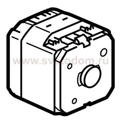 Magriv.ru - Legrand - Celiane - 67042 Механизм выключателя проходной сенсорный 1000Вт, розетки, выключатели.