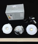 Светильник Arte lamp A1738PL-3WH Downlights LED