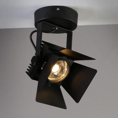 Потолочный светильник Favourite 1770-1U ProjectorОдиночные<br>Выбирая модель светильника Favourite 1770-1U, обратите внимание, что каркас черного цвета, встроенный модуль LED. Дополнительная информация в характеристиках или по телефону.<br><br>Крепление: Планка<br>Цветовая t, К: 4000-4200K<br>Тип цоколя: LED<br>Количество ламп: 1<br>Ширина, мм: 108<br>Размеры: L108*W108*H240<br>Длина, мм: 108<br>Высота, мм: 240<br>Общая мощность, Вт: 20W