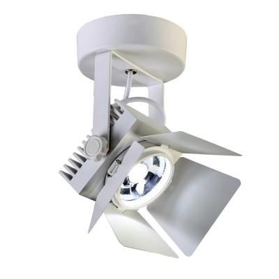 Потолочный светильник Favourite 1771-1U ProjectorАрхив<br>Выбирая модель светильника Favourite 1771-1U, обратите внимание, что каркас белого цвета, встроенный модуль LED. Дополнительная информация в характеристиках или по телефону.<br><br>Крепление: Планка<br>Цветовая t, К: 4000-4200K<br>Тип цоколя: LED<br>Количество ламп: 1<br>Ширина, мм: 108<br>Размеры: L108*W108*H240<br>Длина, мм: 108<br>Высота, мм: 240<br>Общая мощность, Вт: 20W