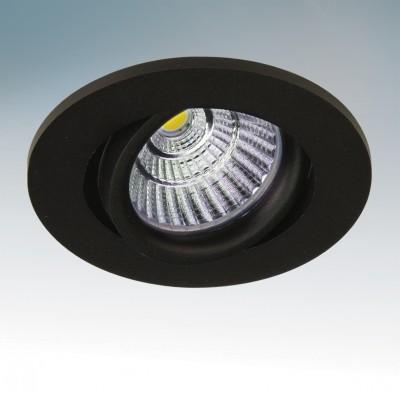 Lightstar SOFFI 212437 СветильникКруглые LED<br>Встраиваемые светильники – популярное осветительное оборудование, которое можно использовать в качестве основного источника или в дополнение к люстре. Они позволяют создать нужную атмосферу атмосферу и привнести в интерьер уют и комфорт.   Интернет-магазин «Светодом» предлагает стильный встраиваемый светильник Lightstar 212437. Данная модель достаточно универсальна, поэтому подойдет практически под любой интерьер. Перед покупкой не забудьте ознакомиться с техническими параметрами, чтобы узнать тип цоколя, площадь освещения и другие важные характеристики.   Приобрести встраиваемый светильник Lightstar 212437 в нашем онлайн-магазине Вы можете либо с помощью «Корзины», либо по контактным номерам. Мы развозим заказы по Москве, Екатеринбургу и остальным российским городам.<br><br>Цветовая t, К: 4000<br>Тип лампы: LED<br>Тип цоколя: LED<br>MAX мощность ламп, Вт: 8<br>Диаметр, мм мм: 95<br>Диаметр врезного отверстия, мм: 75<br>Высота, мм: 4<br>Цвет арматуры: черный