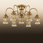 Люстра Odeon light 2641/7C