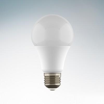 Lightstar 940002 ЛАМПА LED 220V A60 E27 9W=90W 600LM 180G FR 2800K 20000HСтандартный вид<br>В интернет-магазине «Светодом» можно купить не только люстры и светильники, но и лампочки. В нашем каталоге представлены светодиодные, галогенные, энергосберегающие модели и лампы накаливания. В ассортименте имеются изделия разной мощности, поэтому у нас Вы сможете приобрести все необходимое для освещения. <br> Лампа Lightstar 940002 LED 220V A60 E27 9W=90W 600LM 180G FR 2800K 20000H обеспечит отличное качество освещения. При покупке ознакомьтесь с параметрами в разделе «Характеристики», чтобы не ошибиться в выборе. Там же указано, для каких осветительных приборов Вы можете использовать лампу Lightstar 940002 LED 220V A60 E27 9W=90W 600LM 180G FR 2800K 20000HLightstar 940002 LED 220V A60 E27 9W=90W 600LM 180G FR 2800K 20000H. <br> Для оформления покупки воспользуйтесь «Корзиной». При наличии вопросов Вы можете позвонить нашим менеджерам по одному из контактных номеров. Мы доставляем заказы в Москву, Екатеринбург и другие города России.<br><br>Цветовая t, К: 2800<br>Тип лампы: LED<br>Тип цоколя: E27<br>MAX мощность ламп, Вт: 9<br>Диаметр, мм мм: 65<br>Высота, мм: 117