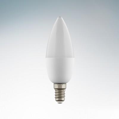 Светильник Lightstar 940502Лампы светодиодные LED в виде свечи для хрустальных люстр<br>В интернет-магазине «Светодом» можно купить не только люстры и светильники, но и лампочки. В нашем каталоге представлены светодиодные, галогенные, энергосберегающие модели и лампы накаливания. В ассортименте имеются изделия разной мощности, поэтому у нас Вы сможете приобрести все необходимое для освещения. <br> Лампа Lightstar 940502 LED 220V C35 E14 7W=65W 340LM 180G FR 2800K 20000H обеспечит отличное качество освещения. При покупке ознакомьтесь с параметрами в разделе «Характеристики», чтобы не ошибиться в выборе. Там же указано, для каких осветительных приборов Вы можете использовать лампу Lightstar 940502 LED 220V C35 E14 7W=65W 340LM 180G FR 2800K 20000HLightstar 940502 LED 220V C35 E14 7W=65W 340LM 180G FR 2800K 20000H. <br> Для оформления покупки воспользуйтесь «Корзиной». При наличии вопросов Вы можете позвонить нашим менеджерам по одному из контактных номеров. Мы доставляем заказы в Москву, Екатеринбург и другие города России.<br><br>Цветовая t, К: 2800<br>Тип лампы: LED<br>Тип цоколя: E14<br>Диаметр, мм мм: 38<br>Высота, мм: 114<br>MAX мощность ламп, Вт: 7