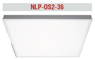 Потолочный светодиодный светильник Navigator 94 243 NLP-OS2-36-6KLED светодиодные<br>Энергоэффективный аналог ЛВО 4х18<br>Опаловый рассеиватель из специального светотехнического пластика, обеспечивающий равномерное распределение света и низкие потери светового потока (светопропускаемость gt; 78%)<br>Специальная конструкция из металла и пластика, обеспечивает жесткость и прочность корпуса при небольшом<br>весе изделия.<br>Универсальный способ монтажа встраиваемый в подвесной потолок типа «армстронг» и накладной<br>Надежный драйвер c высоким КПД (PFgt; 0.85) расположенный внутри светильника<br>Низкие пульсаций светового потока (lt; 2%)<br>Коэффициент цветопередачи Ra gt;  75<br><br>Тип лампы: LED<br>Ширина, мм: 595<br>Длина, мм: 595<br>Высота, мм: 45