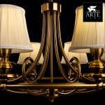 Светильник Arte lamp A5012LM-8RB Empire