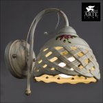 Светильник Arte lamp A6616AP-1WG Wicker