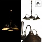 Люстра Arte lamp A9330LM-5BR Cone