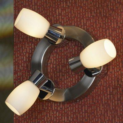 Светильник Lussole Lsq-2601-03Тройные<br>Светильники-споты – это оригинальные изделия с современным дизайном. Они позволяют не ограничивать свою фантазию при выборе освещения для интерьера. Такие модели обеспечивают достаточно качественный свет. Благодаря компактным размерам Вы можете использовать несколько спотов для одного помещения.  Интернет-магазин «Светодом» предлагает необычный светильник-спот Lussole LSQ-2601-03 по привлекательной цене. Эта модель станет отличным дополнением к люстре, выполненной в том же стиле. Перед оформлением заказа изучите характеристики изделия.  Купить светильник-спот Lussole LSQ-2601-03 в нашем онлайн-магазине Вы можете либо с помощью формы на сайте, либо по указанным выше телефонам. Обратите внимание, что у нас склады не только в Москве и Екатеринбурге, но и других городах России.<br><br>S освещ. до, м2: 8<br>Тип лампы: накал-я - энергосбер-я<br>Тип цоколя: E14<br>Количество ламп: 3<br>MAX мощность ламп, Вт: 40<br>Цвет арматуры: серый