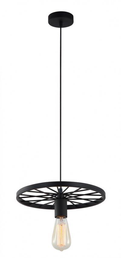Светильник подвесной Vanessa TL1201H-01BK Toplight
