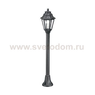 Торшер Ideal Lux ANNA PT1 SMALL NERO