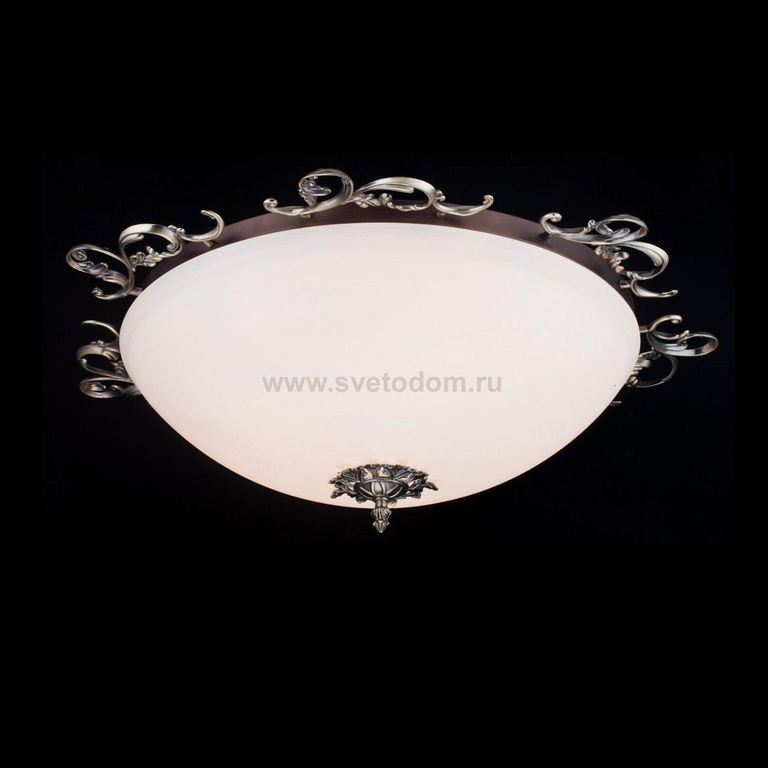 Люстра Maytoni C900-CL-05-R Geometry Speria