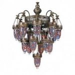 Люстра Exotic lamp 3810 Brenov